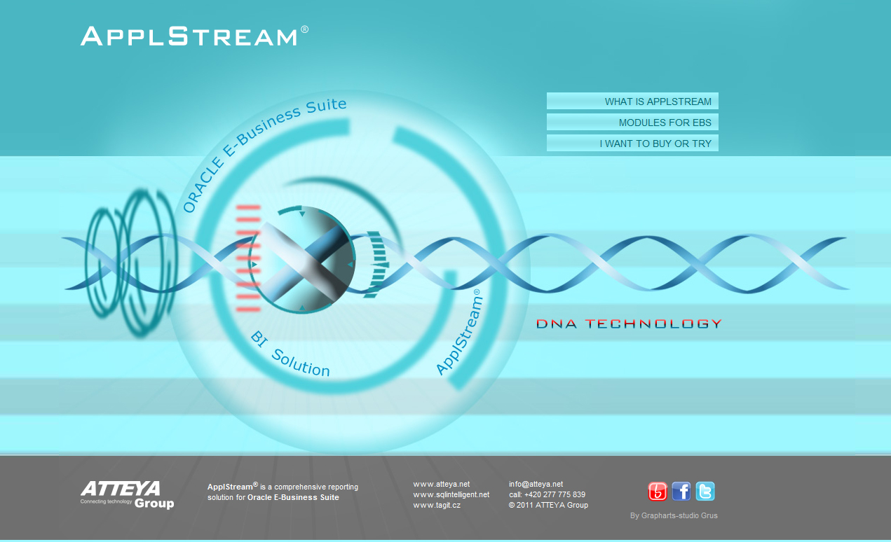 applstream net